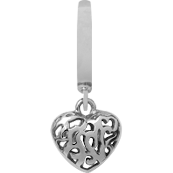 Christina Collect Hearts In Hearts silver pendant